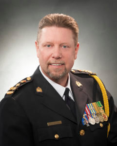 image of police chief troy cooper