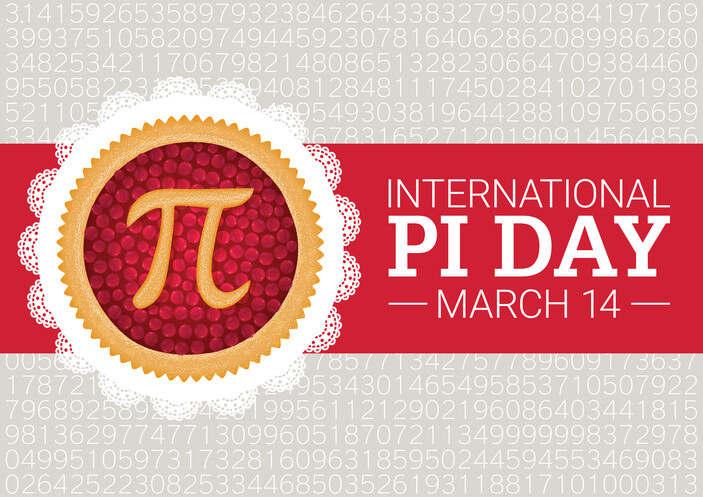 pi day, march 14th
