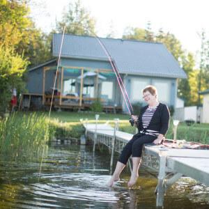 kathleen fishing