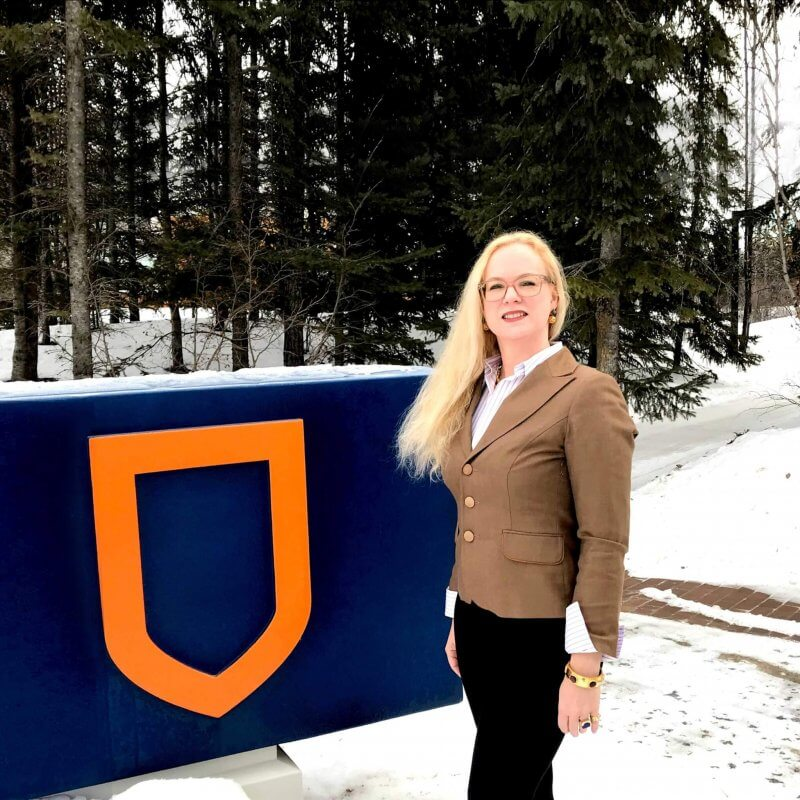 AU's new VPIT, Jennifer Griffin Schaeffer