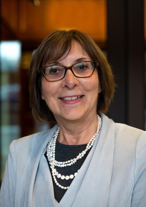 Dr. Pamela Hawranik, Associate Vice President – Research (Interim) at Athabasca University.