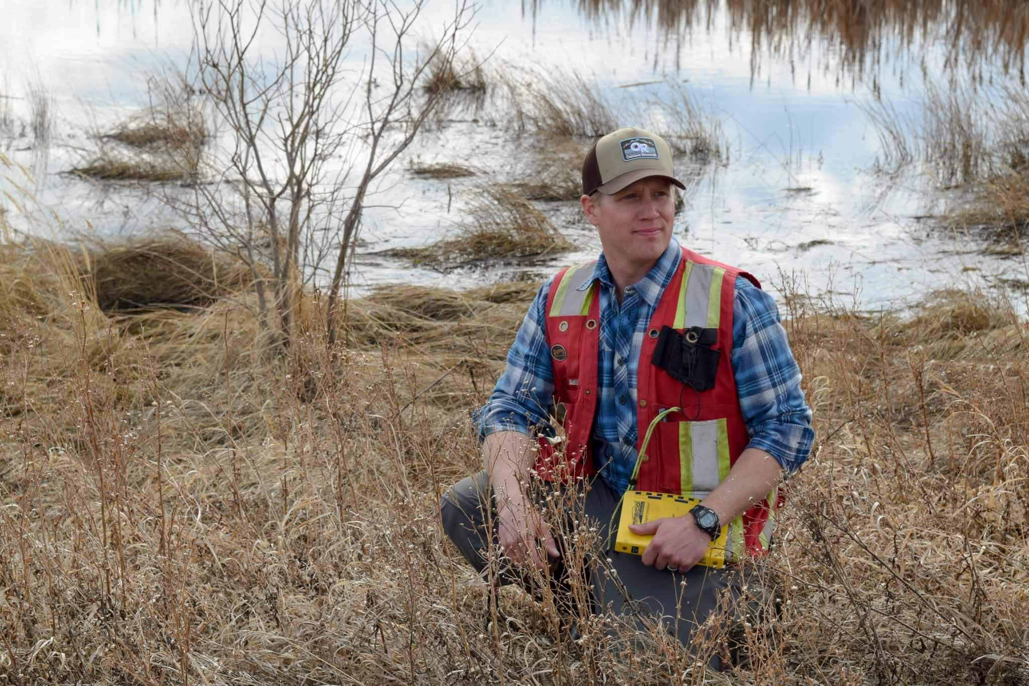 Dr. Scott Ketcheson, an Athabasca University researcher and the Canada Research Chair in Hydrological Sustainability, has been awarded a contract from Suncor to study reclamation efforts at Lake Miwasin.