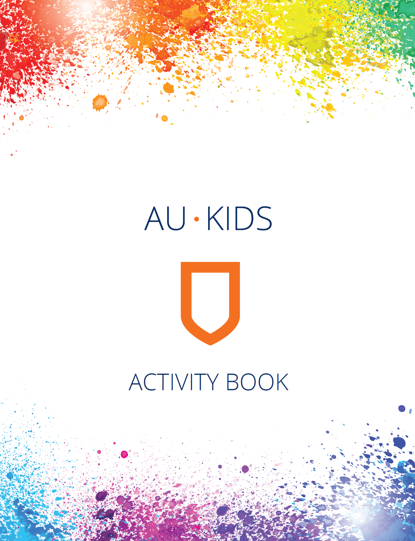 AU-KIds Activity Book