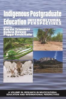 Cover photo of Indigenous Postgraduate Education: Intercultural Perspectives