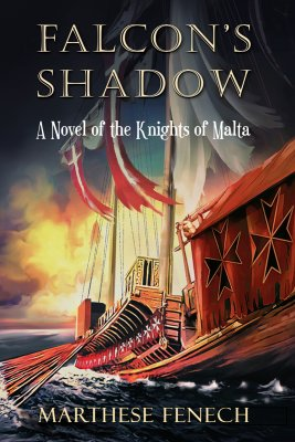 Cover art for Falcon's Shadow