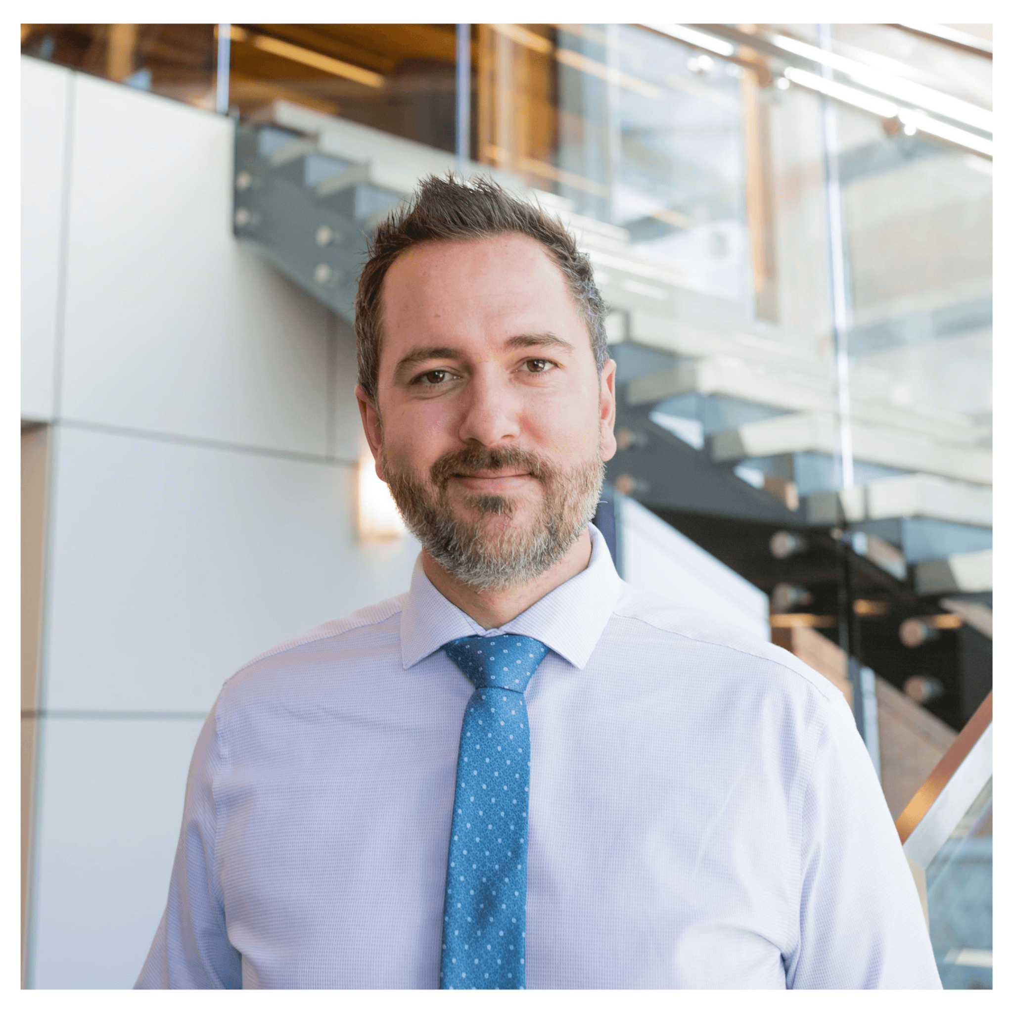 Dr. Andrew Perrin, Associate Vice President, Research, Athabasca University