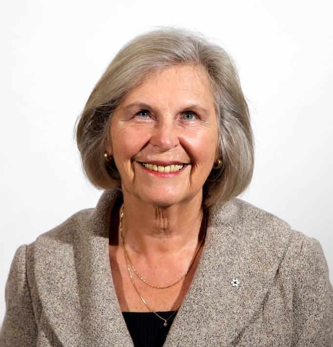 A headshot of Dr. Kathryn J. Hannah