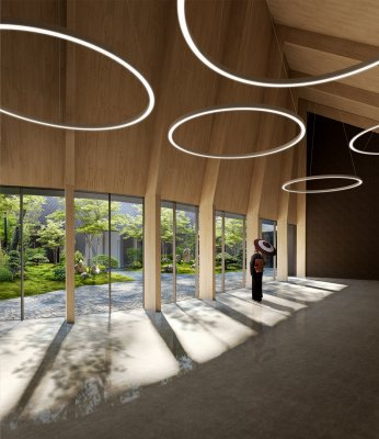 renderings of the Canadian Japanese Community Association