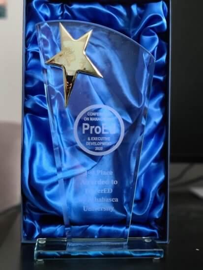 CMED Peer Choice Award