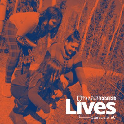 Jessi Johnson Transforming Lives Athabasca University
